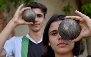 Türk sporcular bocce tarihine geçmeyi hedefliyor