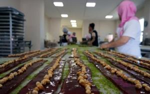 Osmanlıdan miras lezzetler bayrama hazırlanıyor