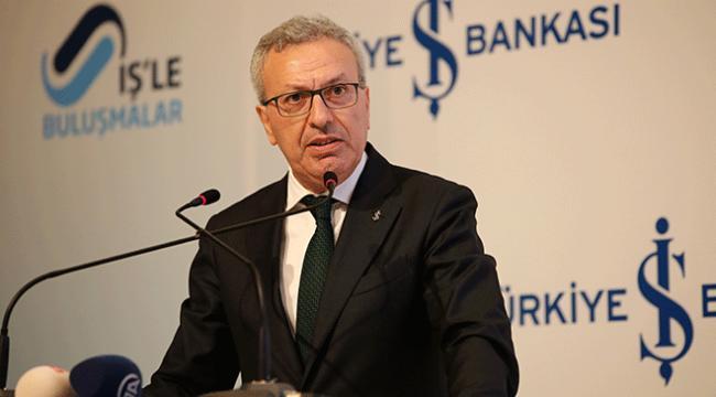 İş Bankası Genel Müdürü: Ciddi bir spekülatif atakla karşı karşıyayız