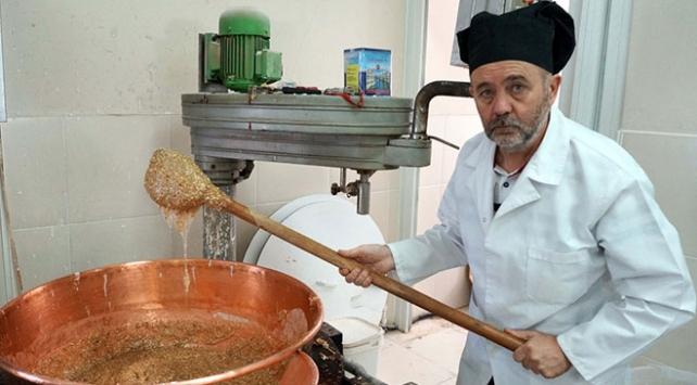 Osmanlıdan miras lezzetler bayram sofralarına hazırlanıyor