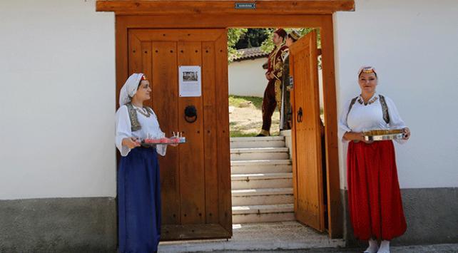 Saraybosnada tarihi Osmanlı Evi ziyaretçilerini bekliyor