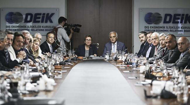 Dış Ekonomik İlişkiler Kurulu toplantısı yapıldı