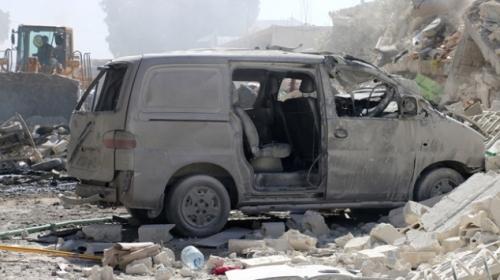 İdlib'de dün meydana gelen patlamada ölenlerin sayısı 67'ye çıktı