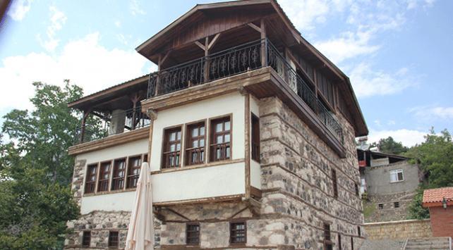 Malatyanın tarihi konakları turizme kazandırılıyor