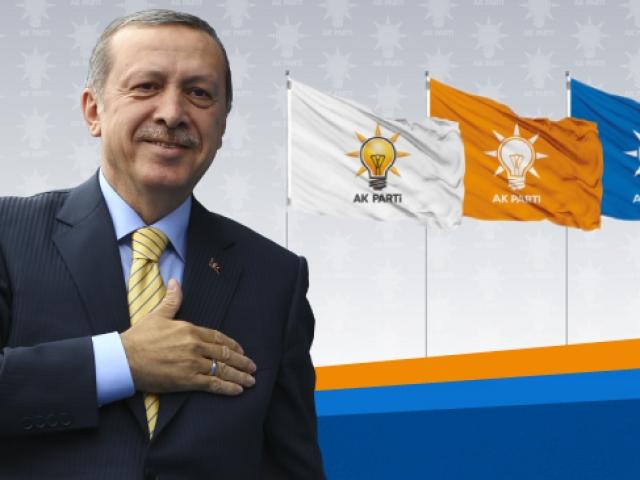 AK Parti Türkiyenin son 17 yılına damgasını vurdu