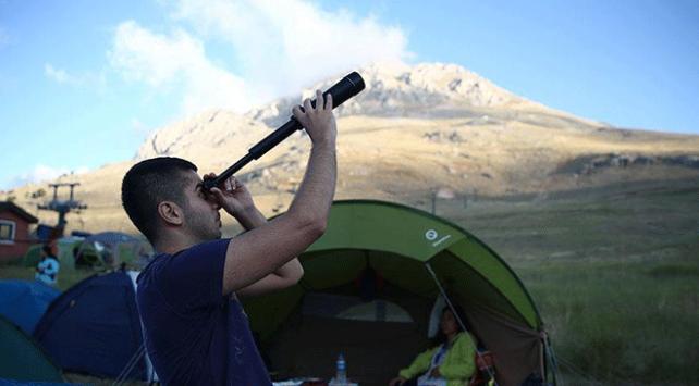 Ulusal Gökyüzü Gözlem Şenliği Antalyada gerçekleşecek