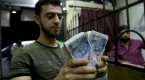 Suriyelilerden Türk lirasına destek