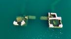 """Hazar Gölündeki """"Batık Şehir"""" için hedef UNESCO listesi"""