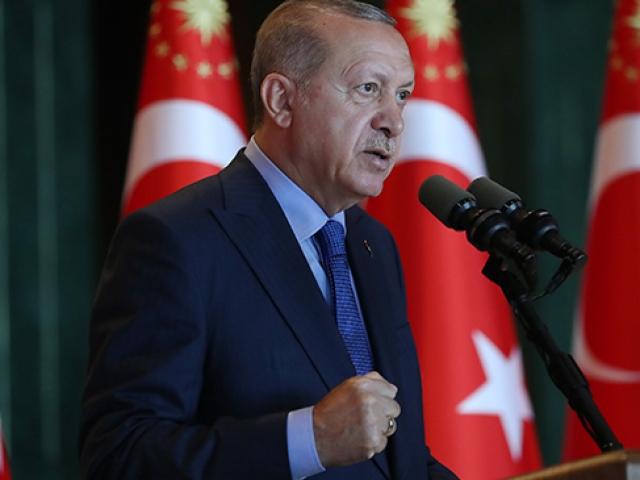 Cumhurbaşkanı Erdoğanın açıklamaları dış basına damga vurdu
