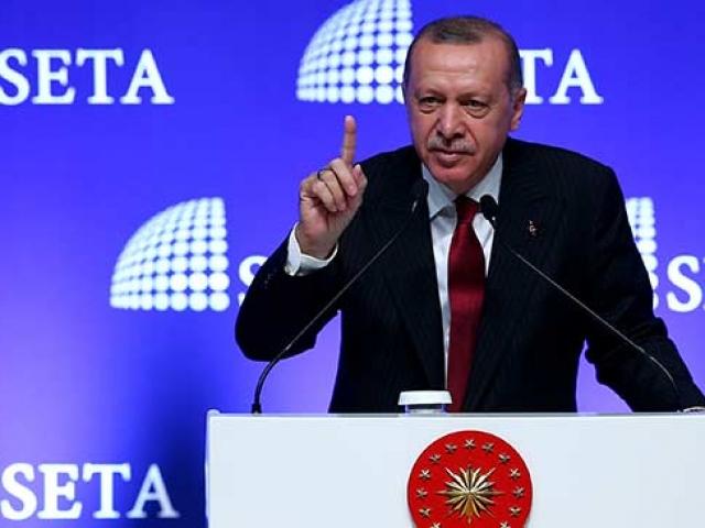 Cumhurbaşkanı Erdoğan: Amerikanın elektronik ürünlerine boykot uygulayacağız