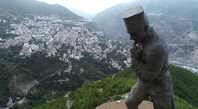 Atatepenin Artvin turizmini canlandırması hedefleniyor
