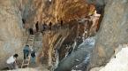Kunav Mağarası doğa tutkunlarını ağırlıyor