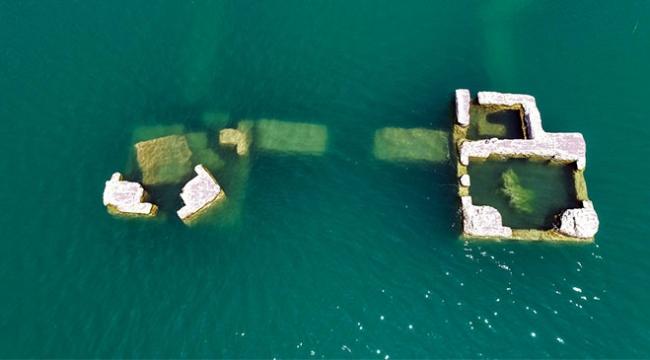 Su altındaki tarihi zenginlik: Elazığ Batık Şehir