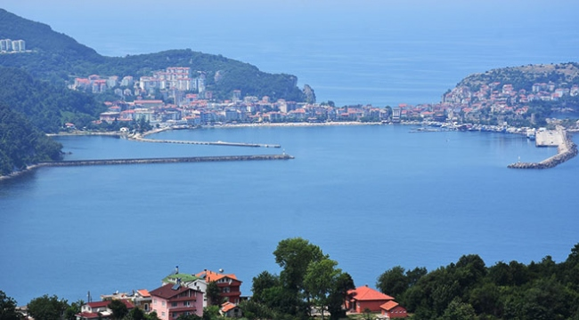 Karadenizin Antalyası Amasraya yoğun talep