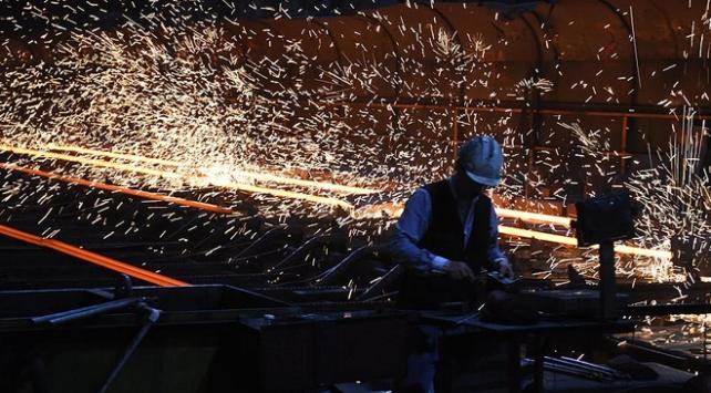 Türkiyenin ham çelik üretimi arttı