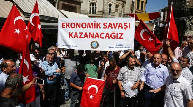 Esnaftan Türk lirasına destek artarak devam ediyor