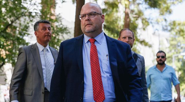 ABD Büyükelçiliği maslahatgüzarından Brunsona ziyaret