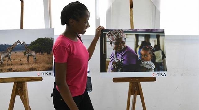 TİKA gönüllüleri fotoğraflarıyla Mozambik kültürünü sergiledi