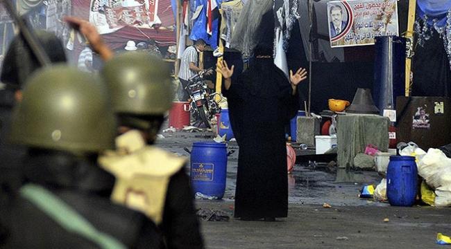 Rabia ve Nahda katliamlarının 5inci yılında 13 kişiye gözaltı