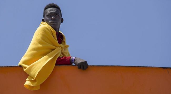 Fransa Aquariustaki 60 göçmeni kabul edecek