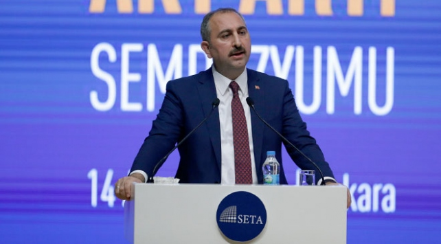 Adalet Bakanı Gülden döviz açıklaması