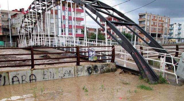 Orduda sel sonrası 18 eve yıkım kararı