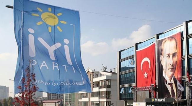 İyi Parti Kırıkkale teşkilatından 100 kişi istifa etti