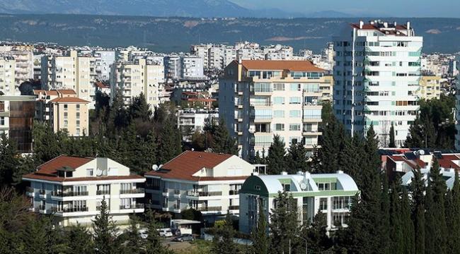 Türkiyede temmuzda 123 bin 878 konut satıldı