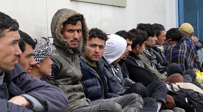 Vanda 299 göçmen yakalandı