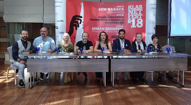İstanbulda 7. Uluslararası Klarnet Festivali düzenlenecek