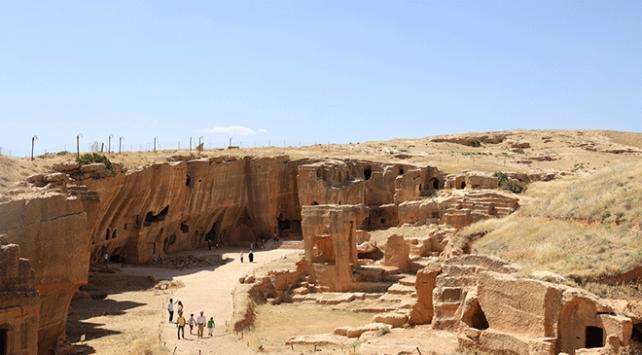 Dara Antik Kenti'nde kazı çalışmaları yeniden başladı