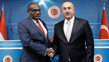 Sudan ile ticarette hedef 10 milyar dolar