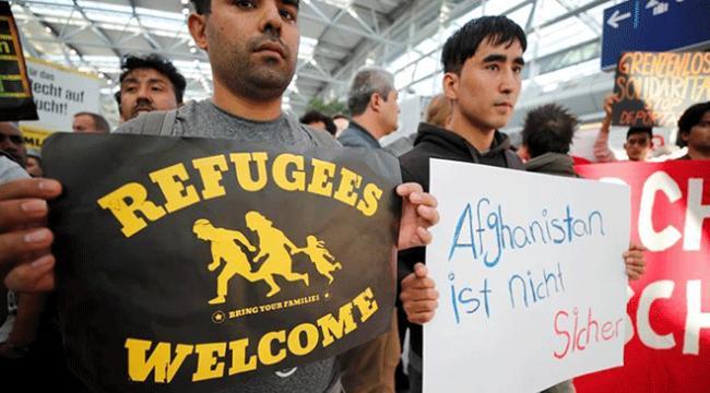 Almanya 46 Afganı daha sınır dışı etti