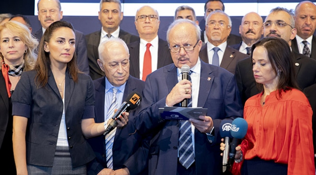 """Ankara İş Dünyası Örgütleri Platformundan """"spekülatif atak"""" tepkisi"""