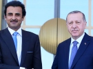 Cumhurbaşkanı Erdoğan'dan Katar Emiri Al Sani'ye teşekkür