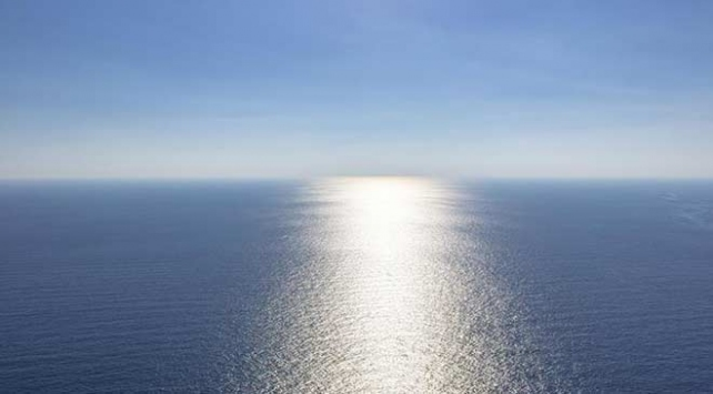 Okyanus yüzeyindeki sıcaklık artıyor