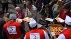 Fındık üreticisi afetzedelere Kızılaydan destek