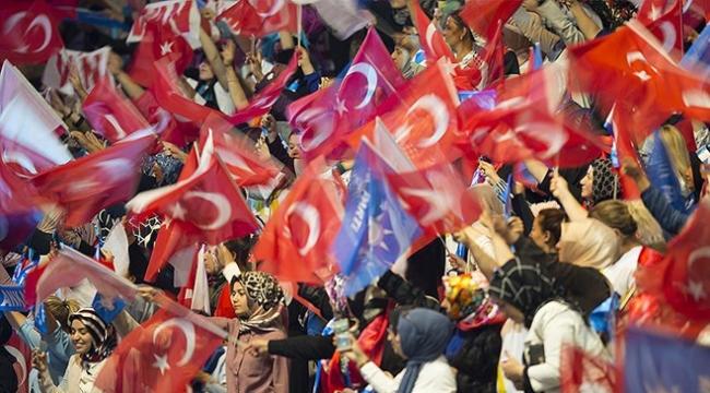 AK Parti Kongresine 9 siyasi parti davet edildi