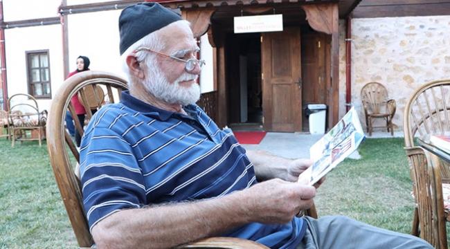 Kastamonu halkından millet kıraathanesine yoğun ilgi