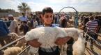 Gazze Şeridinde Kurban Bayramı hareketliliği