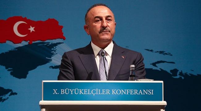 Dışişleri Bakanı Çavuşoğlu: ABD gerçek dostun kim olduğunu göremiyor