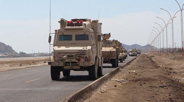 Yemen ordusu Hacce kentinde ilerliyor