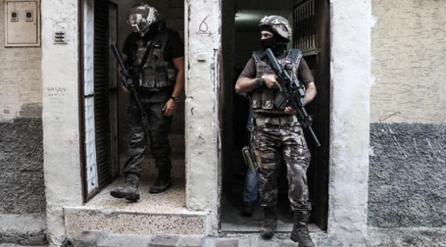 Adanada uyuşturucu operasyonu: 1 tutuklama