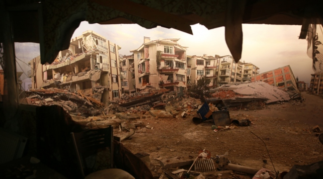 Marmara depreminin 19. yıldönümü