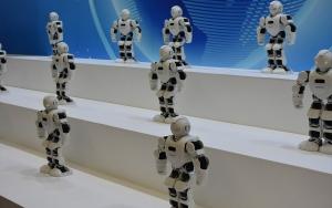 2018 Dünya Robot Konferansı