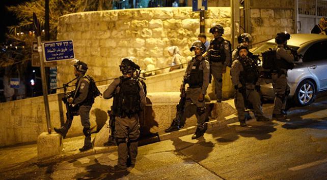 Filistin İsrailin Mescid-i Aksayı açmasını istedi