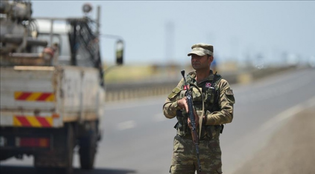 """Şırnakta 5 bölge """"özel güvenlik bölgesi"""" ilan edildi"""