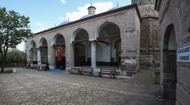 Zamana meydan okuyan tarihi miras: Karacabey Külliyesi