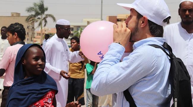 TİKAnın gönüllü elçileri Sudandaki çalışmalarını tamamladı