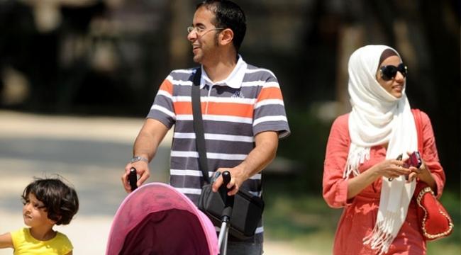 Lübnanlı turistlerin tatil için tercihi Türkiye